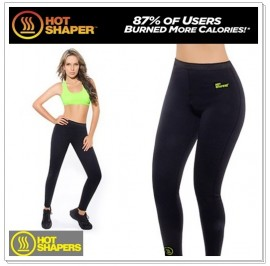 Sweat Plus Slimming Shapers - HOT SHAPER Long Pants (LONG EDITION)